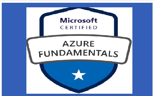AZ-900: Microsoft Azure Fundamentals Certification Practice Tests