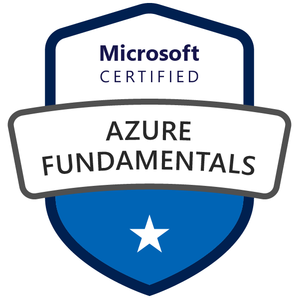 Azure Fundamentals Preparation