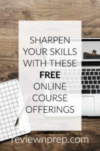 Upskill In Technology With These FREE Online Courses