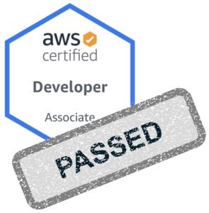 AWS Developer Associate Certification