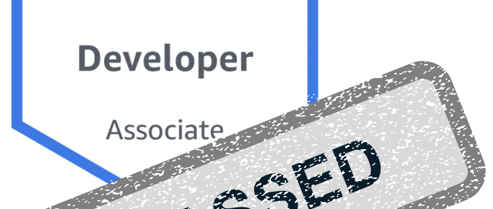 AWS Developer Associate Certification