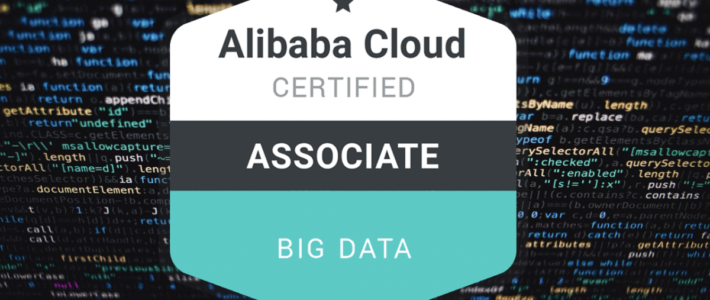 How to prepare for Alibaba Cloud Certified Associate in Big Data