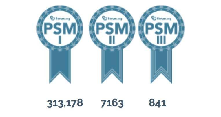 Scrum Master (PSM) III