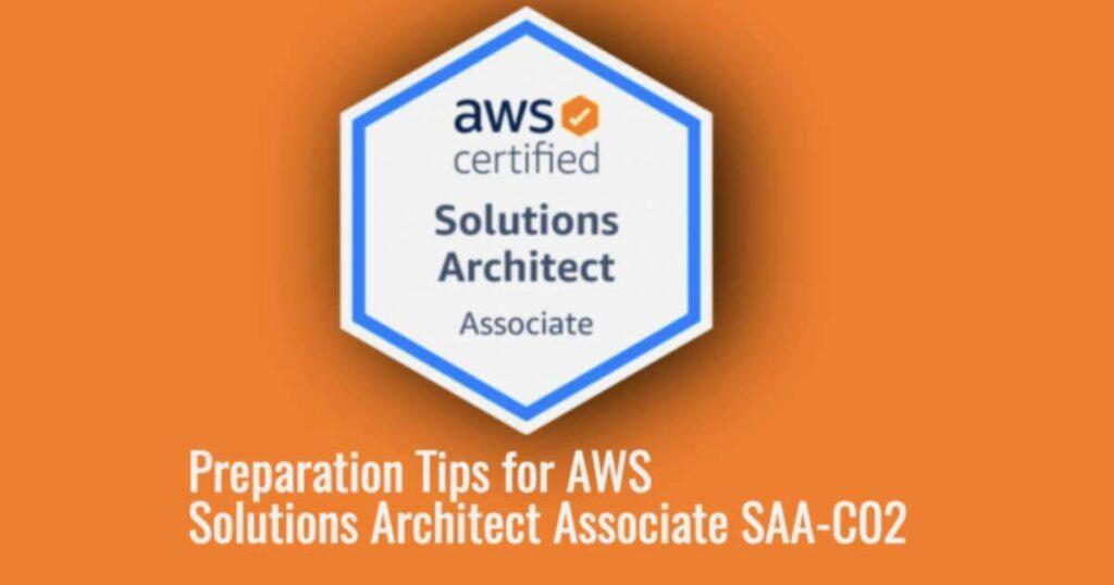 AWS Solution Architect Associate Certification SAA-C02