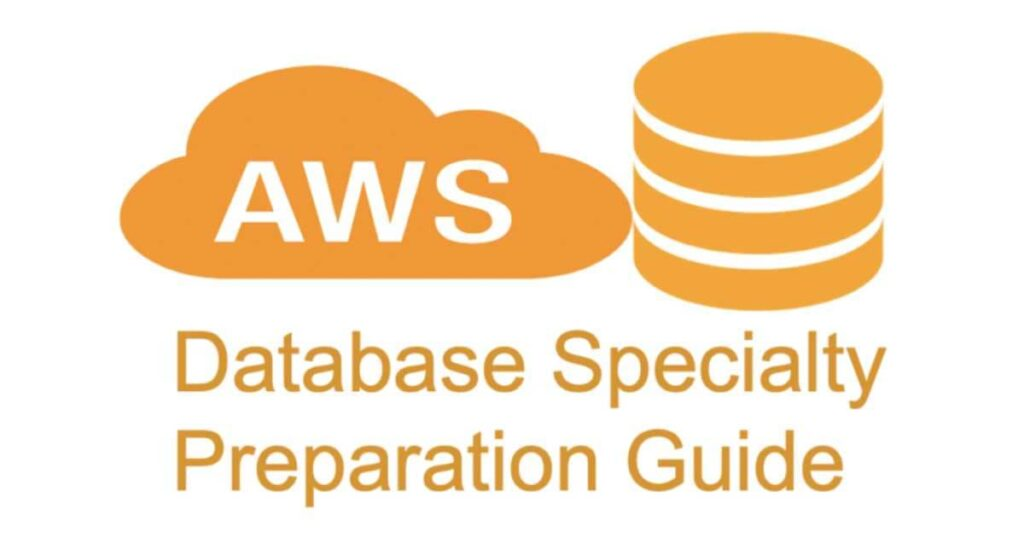 AWS Database Specialty Certification
