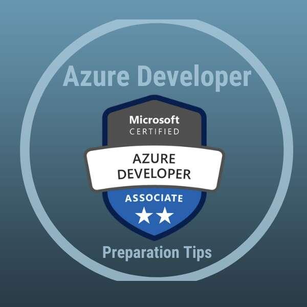 Microsoft Azure Developer Associate AZ-203/AZ-204