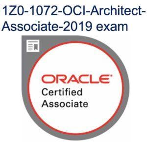 OCI Architect Associate Certification