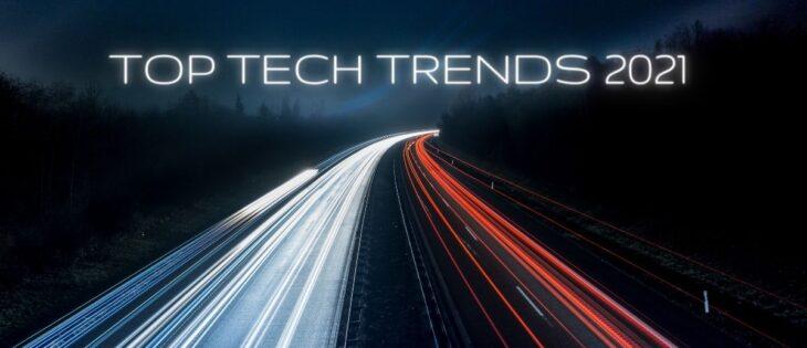 Top tech trends