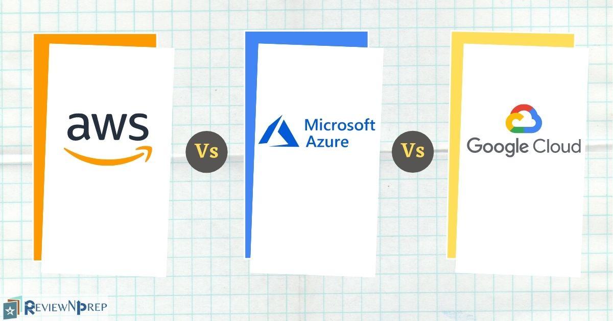 AWS Vs Azure Vs GCP - The Best Cloud Platform To Start Learning!