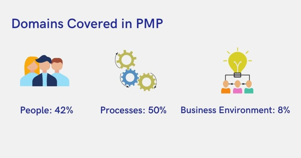 domains in PMP